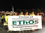 Thousand Oaks High School's EThOS Entrepreneurship Academy Receives Statewide Honor