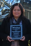 Congratulations Sandra Martinez-Galvan of Thousand Oaks High – CVUSD's April Teacher of the Month!