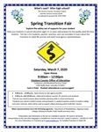 The Annual Ventura County Transition Fair is March 7th