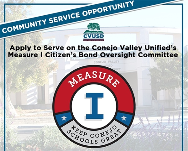 Accepting Applications: Independent Citizens' Bond Oversight Committee - Business Organization Member