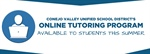 CVUSD's Online Tutoring Program: Available to Students Over the Summer