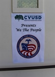 We the People Civic Engagement Program for 5th Graders
