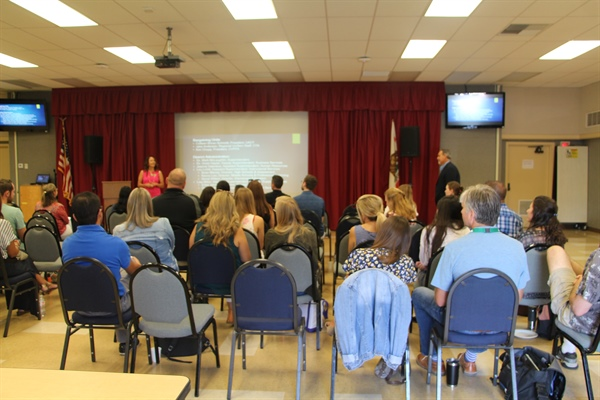 CVUSD's Employee Orientation Welcomes New Teachers to the District