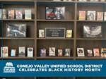 CVUSD Celebrates Black History Month